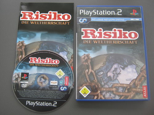 RISIKO für PLAYSTATION 2