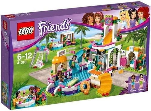 Lego Friends 41313 Heartlake Freibad