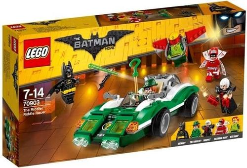 LEGO Batman Movie 70903 The Riddler
