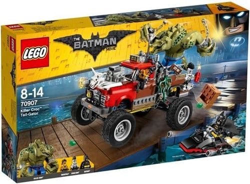 LEGO Batman Movie 70907 Killer Crocs