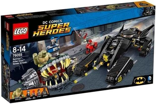 Lego Super Heroes 76055 Batman Killer Crocs