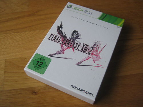 FINAL FANTASY XIII-2 COLLECTOR'S EDIT für XBOX 360