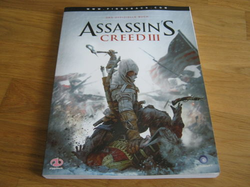 Spieleberater Lösungsbuch: Assassin's Creed 3