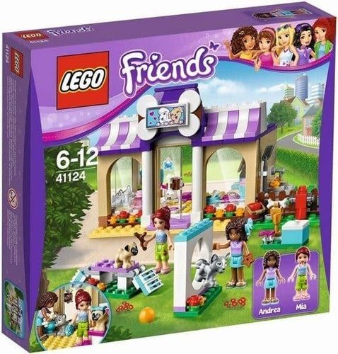 LEGO Friends 41124 Heartlake Welpen