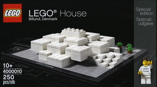 Lego Architecture 4000010 Lego House Billund