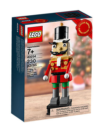 LEGO 40254 Nutcracker Limited Edition