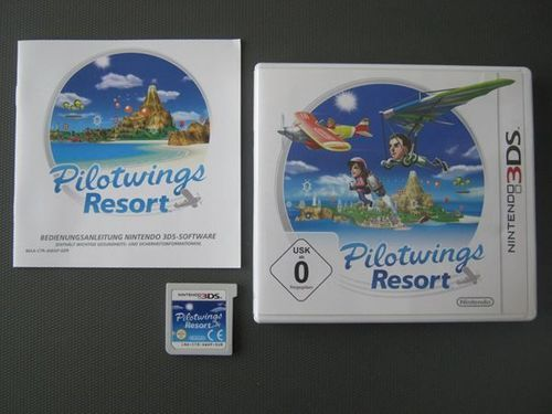 PIOTWINGS RESORT für NINTENDO 3DS