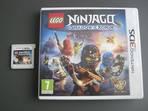 NINJAGO SHADOW OF RONIN für NINTENDO 3DS