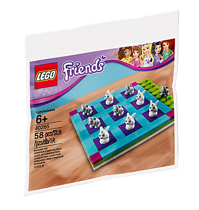 LEGO Friends 40265 Tic Tac Toe Polybag