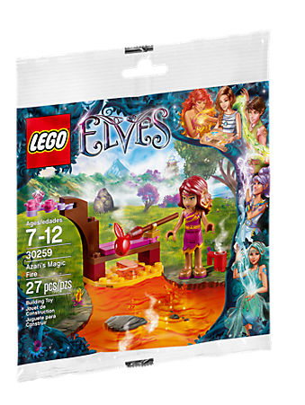 Lego Elves 30259 Azari's Magic Fire Polybag