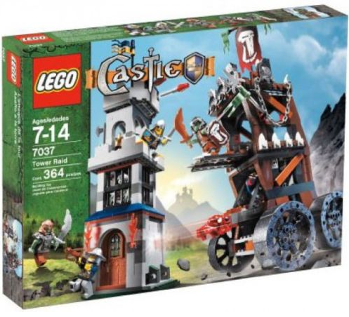 Lego Castle 7037 Turmangriff