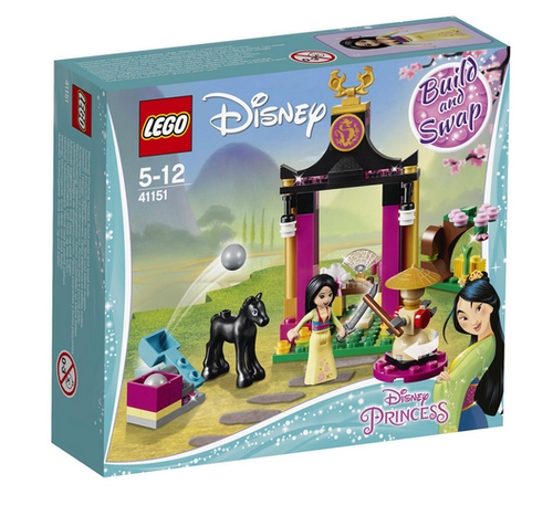Lego Disney 41151 Mulans Training