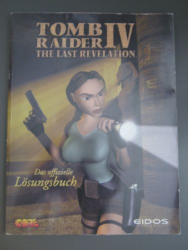 Spielebrater: TOMB RAIDER IV THE LAST REVELATION