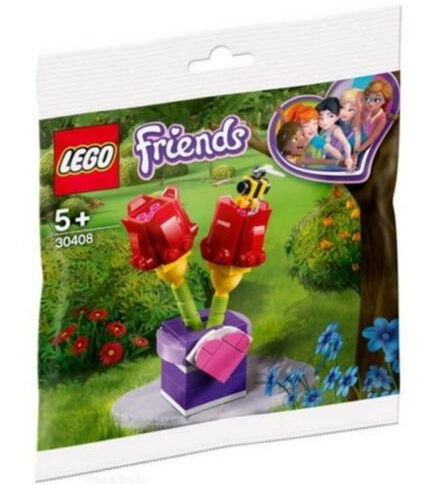 Lego Friends 30408 Tulpen Polybag