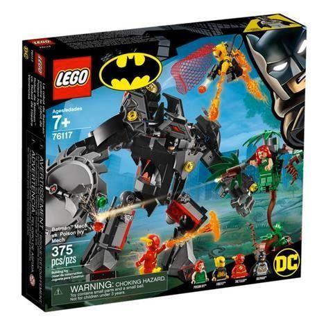 Lego Super Heroes 76117 Batman Mech vs. Poison Ivy