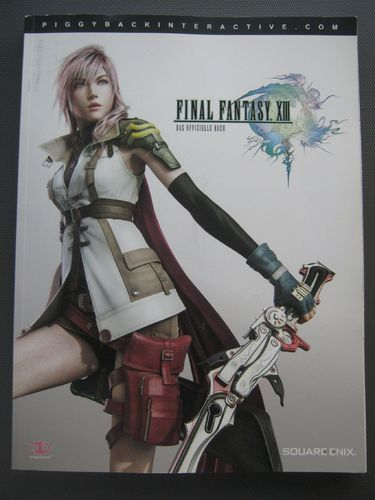 Spieleberater: FINAL FANTASY XIII
