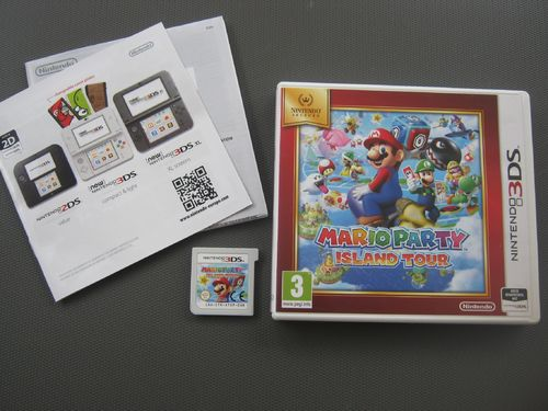 MARIO PARTY ISLAND TOUR für 3DS