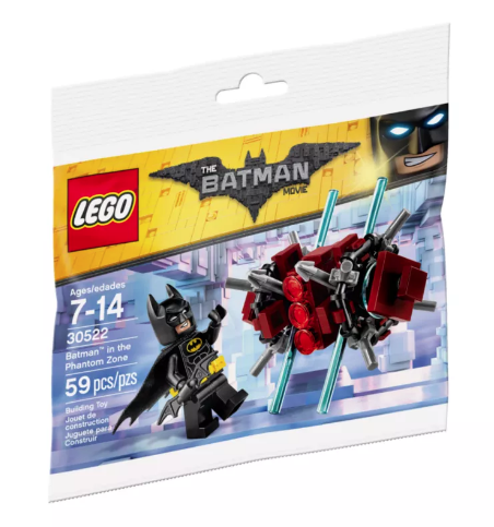 Lego Batman Movie 30522 Batman in der Phantom Zone