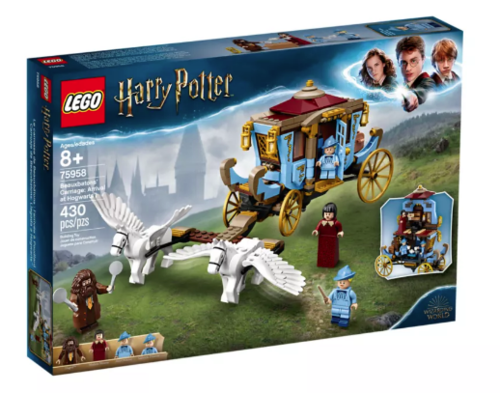 Lego Harry Potter 75958 Kutsche von Beauxbatons