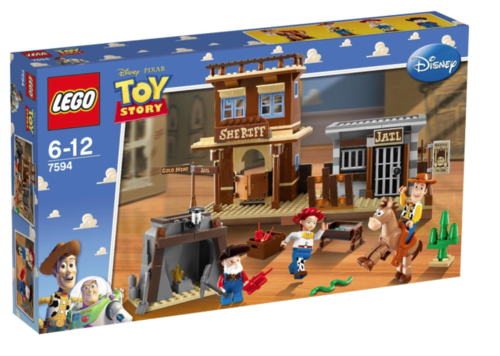 Lego Toy Story 7594 Woody's Round Up