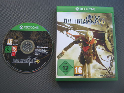 FINAL FANTASY TYPE-0 für XBOX ONE