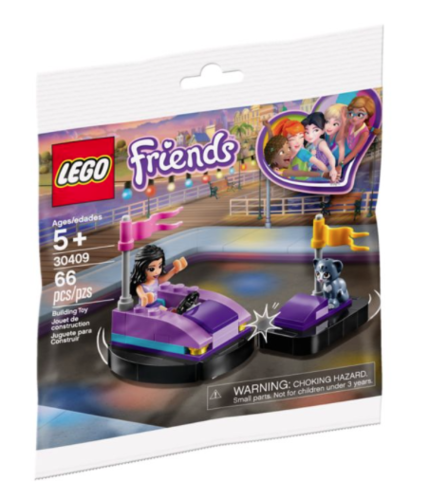 Lego Friends 30409 Emmas Autoscooter