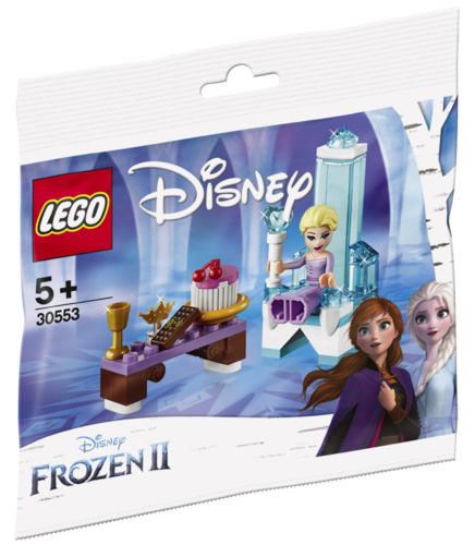 Lego Disney 30553 Elsa's Winter Throne