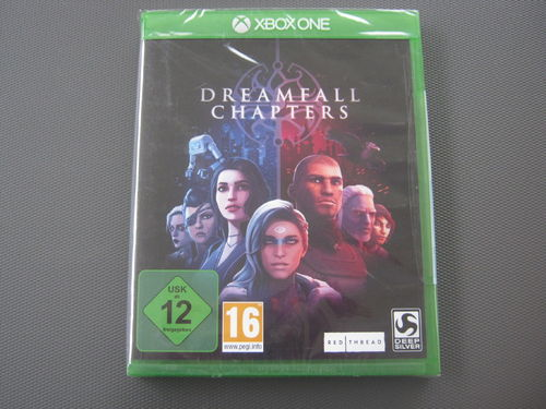 DREAM FALL CHAPTERS für XBOX ONE (NEU)