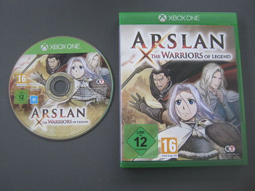 ARSLAN THE WARRIORS OF LEGEND für XBOX ONE