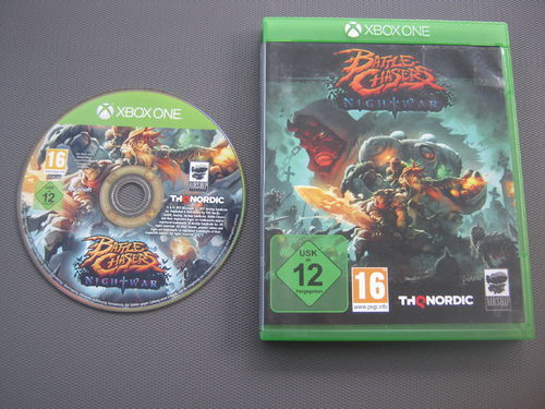 BATTLE CHASERS NIGHTWAR für XBOX ONE