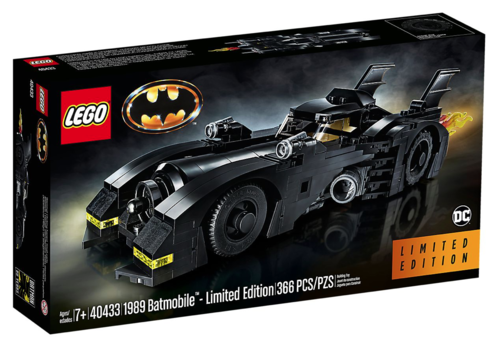 Lego Promotional 40433 Batmobile​ 1989