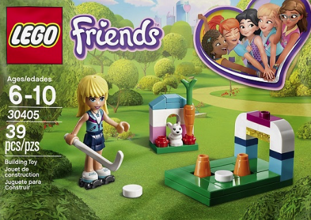 Lego Friends 30405 Stephanie's Minigolf Polybag
