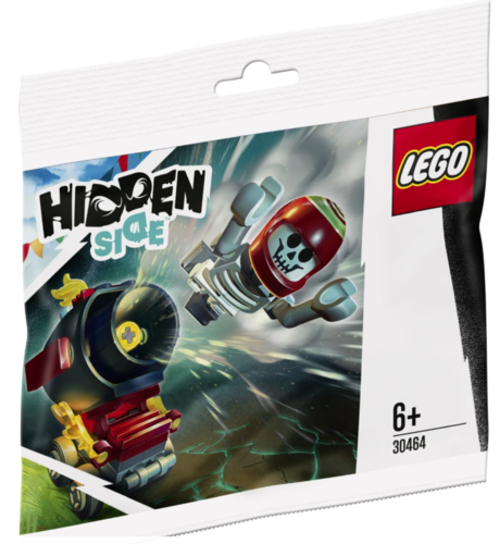 Lego Hidden Side 30464 Enzos verfluchte Hotdogs Polybag