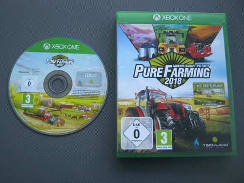 PURE FARMING für XBOX ONE