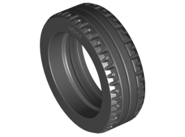 Tyre Normal, Narrow, Dia. 43X14, No.1