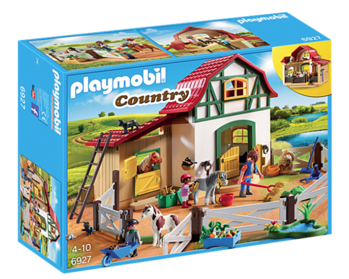 Playmobil Country 6927 Ponyhof