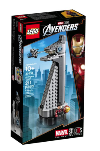 Lego Marvel Super Heroes 40334 Avengers Tower