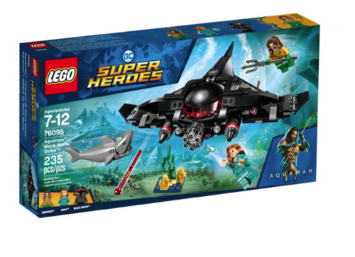 Lego Super Heroes 76095 Aquaman Attacke von Black Manta