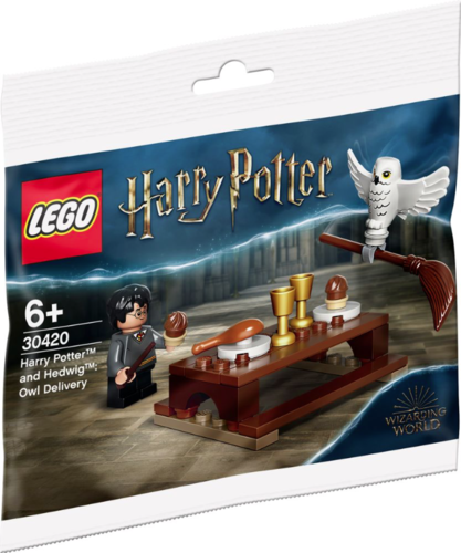 Lego Harry Potter 30420 Eulenlieferung Polybag