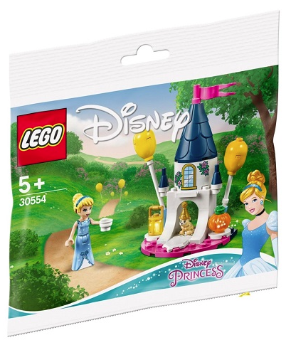 Lego Disney 30554 Cinderella Mini Castle Polybag
