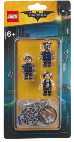 Gotham City Police Minifigure Pack