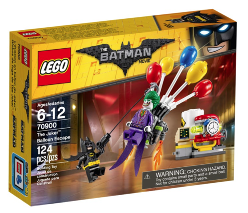 Lego Batman Movie 70900 Jokers Flucht mit den Ballons