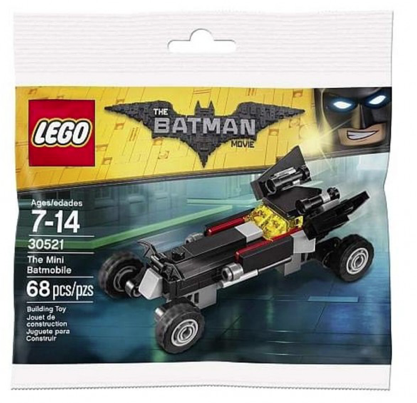 Lego Batman Movie 30521 The Mini Batmobile Polybag