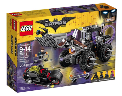 Lego Batman Movie 70915 Doppeltes Unheil durch Two-Face