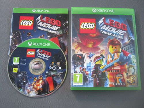 THE LEGO MOVIE VIDEOGAME für XBOXONE