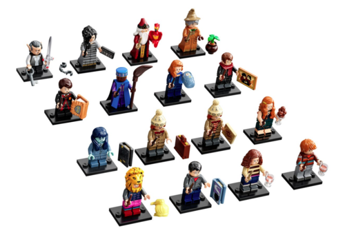 Lego 71028 Set 16 St Minifiguren Harry Potter Serie 2