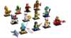 Lego 71029 Set 12 St Minifiguren Series 21 Komplettes Set