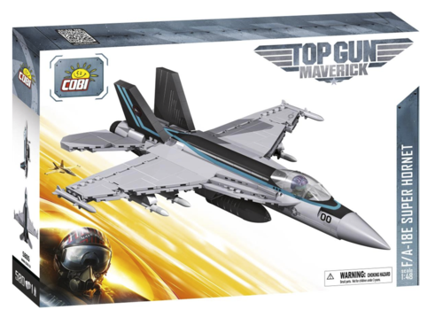 COBI Top Gun Maverick 5805 F/A-18E Super Hornet