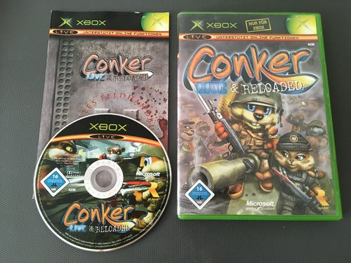 CONKER LIVE & RELOADED für XBOX